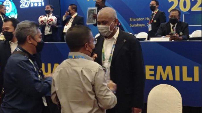 Ahmad Riyadh Terpilih Lagi Jadi Ketua PSSI Jatim, Memilih Fokus Pada Pembinaan Sepakbola Usia Dini