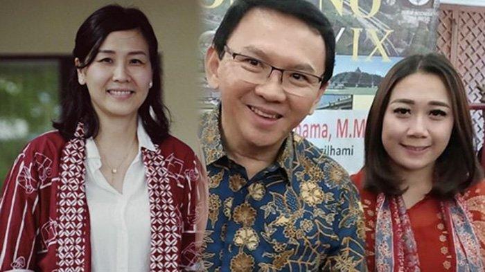 Ahok & Puput Tengah Menunggu Kelahiran Anak, Saat Veronica Tan Nikmati Waktu Makan Sama Reino Barack