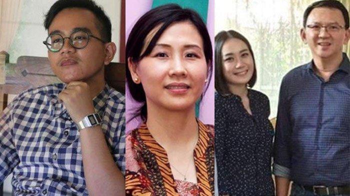 Ahok 'BTP' Menikah, Akun KW Gibran Rakabuming Singgung Veronica Tan, Anak Jokowi Langsung Bereaksi