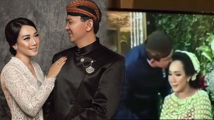 Sah Jadi Bos Pertamina, Video Ahok Cium Perut Hamil Puput Nastiti Devi Jelang Lahiran jadi Sorotan