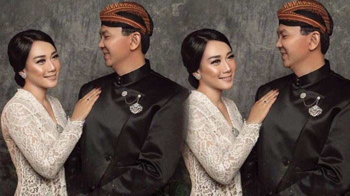 Tanggal Pernikahan Ahok & Puput Nastiti Devi Bocor Setelah 9 Bulan, Intip Mesranya Foto Berdua