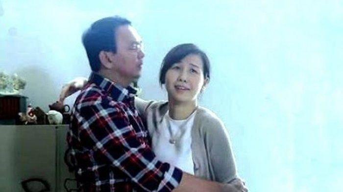 Potret Ahok dan Veronica Tan saat masih menikah