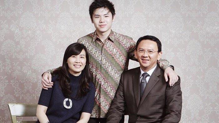 Ahok & Veronica Tan Rayakan Ulang Tahun Putranya di Tempat Berbeda, Sosok Puput Nastiti Tak Terlihat