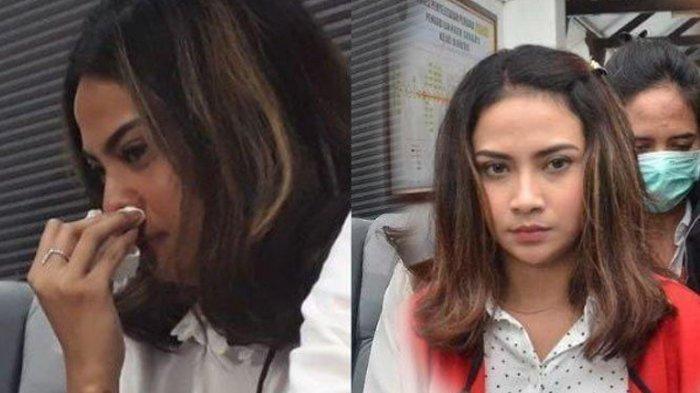 Air Mata Vanessa Angel Tumpah Usai Sidang Perdana, Wajah Rian Subroto Dicurigai Beda, Bukan Aslinya