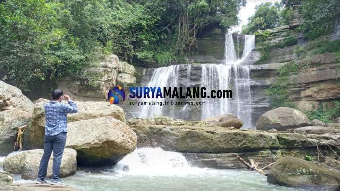 Coban Nirwana, Air Terjun Sunyi dengan Tiket Masuk Gratis di Gedangan Malang