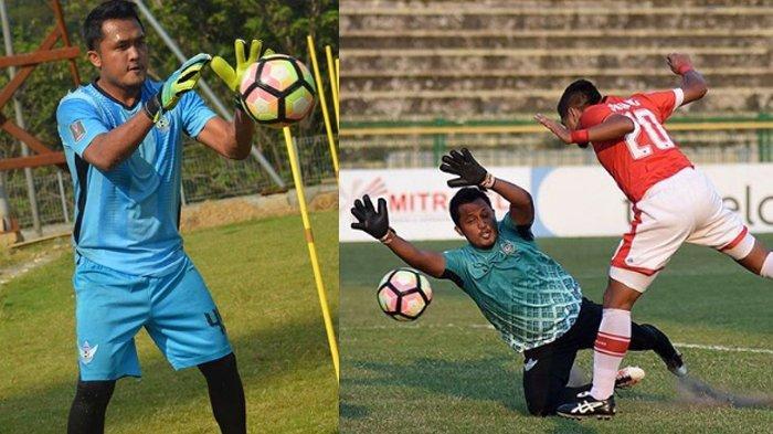 Biodata Aji Saka Eks Pemain Arema FC Asli Malang, Mantan Pemain Timnas, Berprestasi & Kiper Andalan