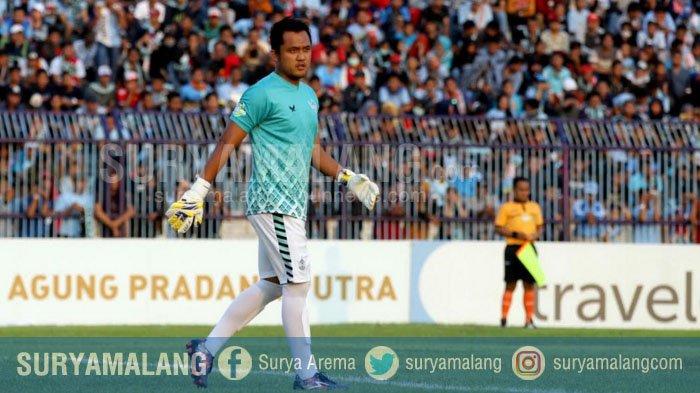 Mantan Kiper Persegres Aji Saka Terang-Terangan Sebut Tertarik ke Arema FC, Alasannya So Sweet