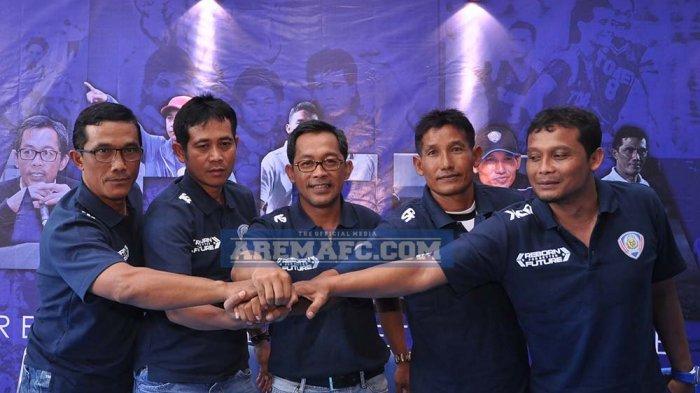Catatan Joko Susilo dan Aji Santoso, Dulu Matahari Kembar di Arema, Kini Duel di Piala Menpora 2021