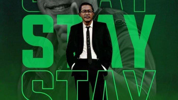 Kenangan Manis yang Bikin Aji Santoso Bertahan di Persebaya Surabaya