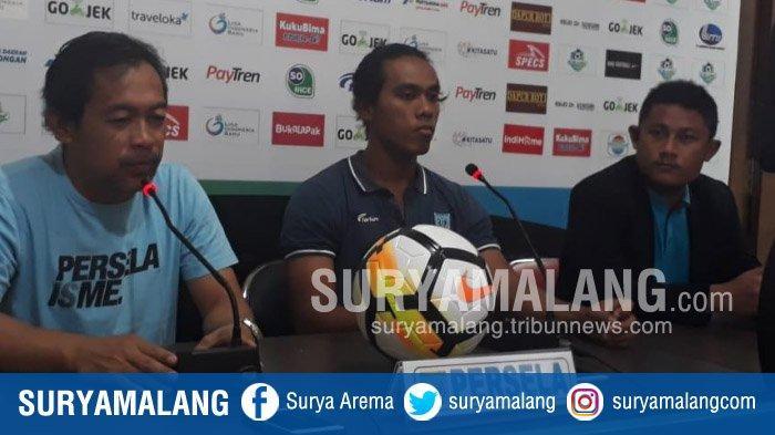 Persela Vs Arema FC, Arif Satria Absen, Aji Santoso Sudah Siapkan Dua Pemain Ini