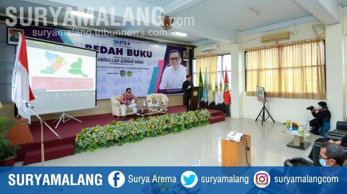 Akademisi ITB Apresiasi Buku Karya Mantan Bupati Banyuwangi Abdullah Azwar Anas