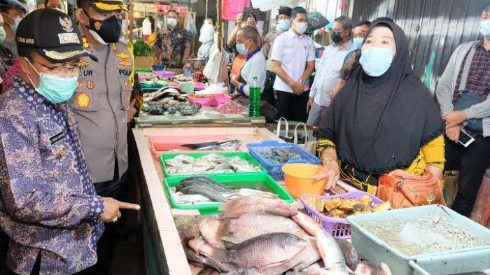 Harga dan Stok Sembako di Pasar Besar Batu Diprediksi Stabil dan Aman hingga Lebaran