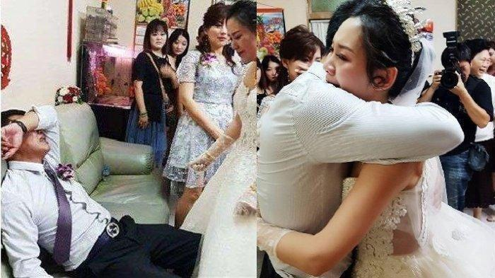 Akibat Syarat Adat Pernikahan Kurang, Pengantin Kesurupan Saat Resepsi, Pingsan & Merintih Kesakitan