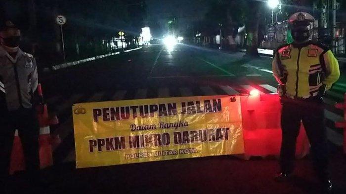 Jelang Idul Adha, Akses Masuk Kota Blitar Ditutup Mulai Pukul 17.00 WIB
