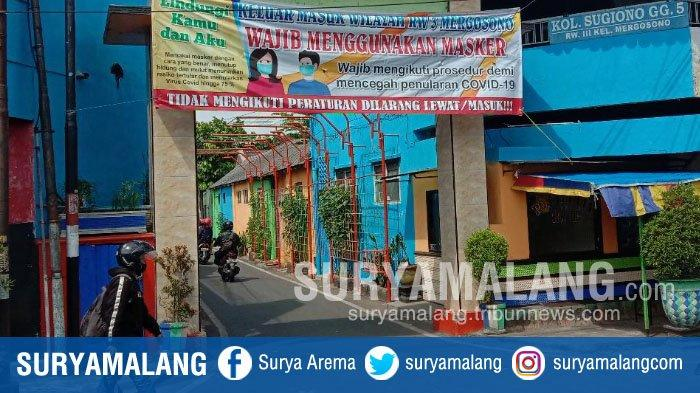 Berlaku Mulai Besok, Ini Skema Akses Keluar-Masuk Selama PSBL di Kelurahan Mergosono, Kota Malang