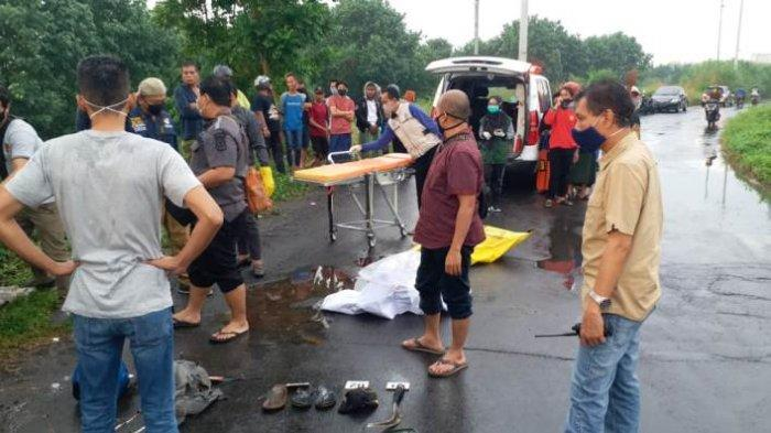 Penjual Celurit Adu Bacok dengan Pemancing Ikan di Sidoarjo, Pertumpahan Darah Tewaskan Satu Orang