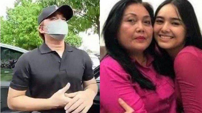 Aksi Billy Syahputra Dampingi Amanda Manopo di Pemakaman Tuai Sorotan, Ungkap Janji Ini Ke Almarhum