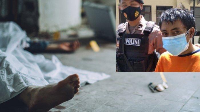 Update Aksi Brutal Anak di Dampit Malang Bacok Ayah Demi Honda Jazz, Belum Dipenjara Polisi Khawatir
