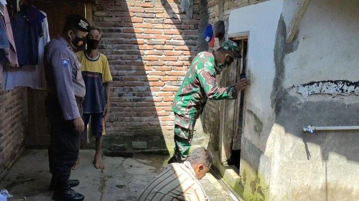 Aksi Heroik Tentara di Trenggalek Menyelamatkan Ibu yang Sedang Melahirkan Bayi di Kamar Mandi