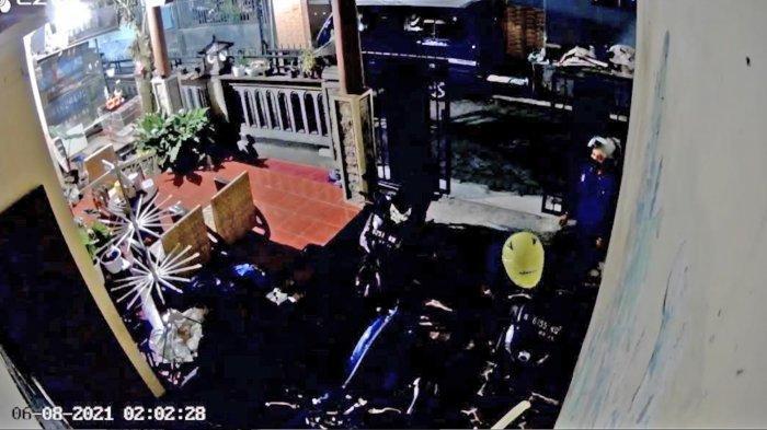 Maling Motor Bawa Kabur 2 Motor dari Garasi Rumah di Desa Torongrejo Batu