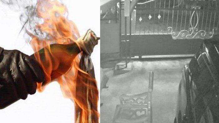 Aksi Nekat Pria Patah Hati Diputus Pacar, Lempar Bom Molotov ke Rumah Mantan dan Berniat Membunuh