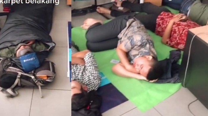 Viral Pegawai Bebas Tidur di Kantor saat Ramadan, Bawa Selimut & Bantal Ternyata Begini Sosok Bosnya