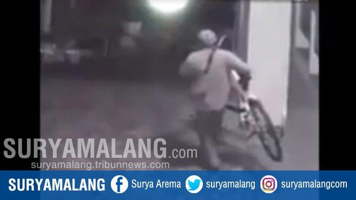 Ditinggal Tidur, Sepeda Pancal Milik Pegawai SPBU Kota Malang Raib Di Sikat Pencuri