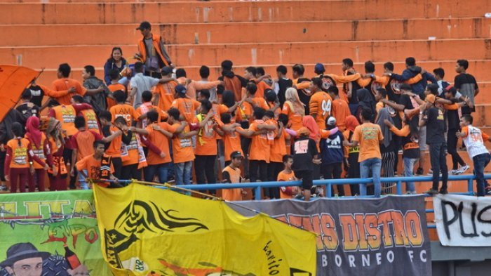 Daftar Pemain Borneo FC yang Absen Saat Hadapi Arema FC di Malang