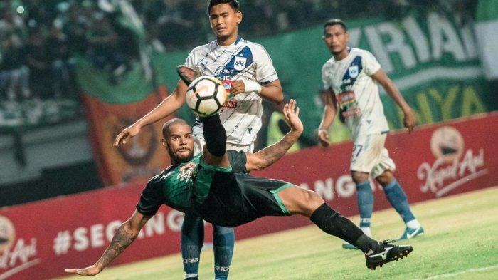 Bursa Transfer Liga 1 2019 - David Da Silva Tinggalkan Persebaya dan Berkarir di Luar Indonesia