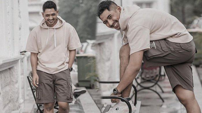 Penggemar Ikatan Cinta Meleleh, Arya Saloka Pamer Tubuh Atletis Unjuk Gigi Main Basket: Masuk Gak?