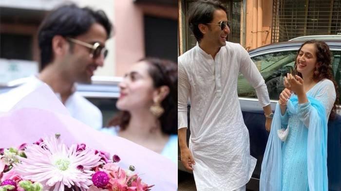 Aktor India Shaheer Sheikh akhirnya resmi menikahi Ruchikaa Kapoor