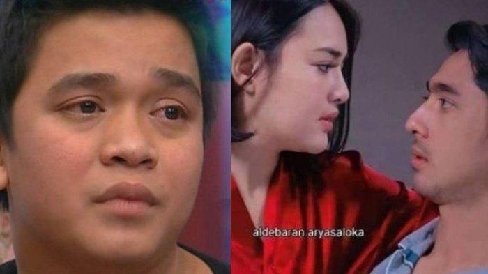 Amanda Manopo Ngaku Unfollow Billy Syahputra, Buntut Kedekatan dengan Arya Saloka di Ikatan Cinta?