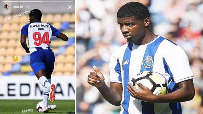 Kompatriot Didier Drogba dari Pantai Gading Segera Merapat ke Malang, Mantan FC Porto ke Arema FC
