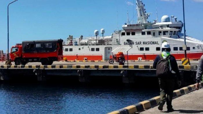 Alat Pendeteksi Bawah Laut Tiba di Banyuwangi untuk Bantu Pencarian Kapal Selam KRI Nanggala-402