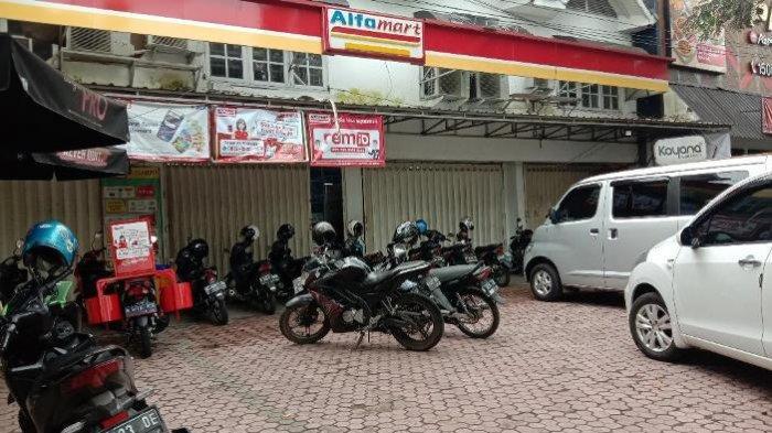 Kesaksian Juru Parkir Soal Pembobolan Alfamart di Sukun Kota Malang, Maling Manfaatkan Situasi Gelap