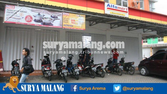 Maling Bobol Alfamarta di Kota Malang, Perhatikan Perincian Barang yang Dicuri