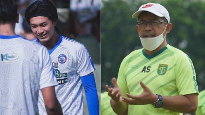 Alfarizi Batal ke Timnas dan Bertanding Bela Arema FC Bikin Pelatih Persebaya Pertanyakan Sikap PSSI