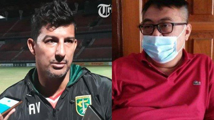 Berita Arema Populer Jumat 16 April 2021: Profil Alfredo Vera & Ciri Calon Pelatih, Sudah Deal Harga