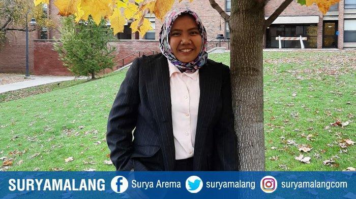 Kisah Alumni UMM, Kasmawati Ahmad Jalani Puasa 16 Jam Di Negara Paman Sam Amerika,