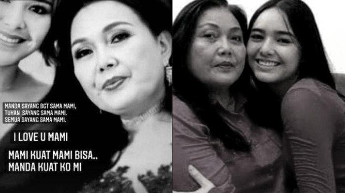 Profil Ibu Amanda Manopo Meninggal Dunia Setelah Positif Covid-19, Punya Jejak Karir Mentereng