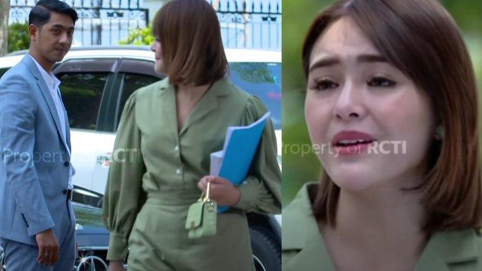 Isyarat Amanda Manopo Akan Berpisah dengan Arya Saloka Bikin Heboh, Fans Cemas Ikatan Cinta Tamat