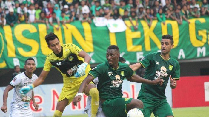 Amido Balde Tampil Kurang Moncer Di Piala Presiden 2019, Djanur: Kami Yakin Dia Bisa Ditingkatkan