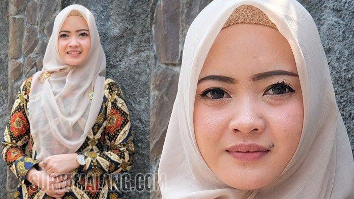 Amirah Ghaida Dayanara, Putri Pejabat jadi Anggota DPRD Kota Batu dari PDIP pada Umur 24 Tahun