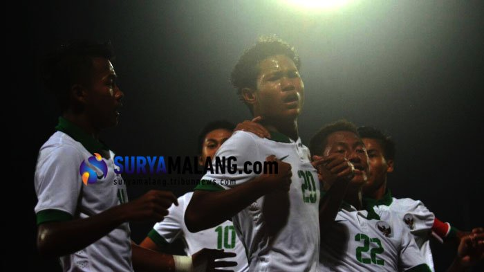 Hasil Skor Akhir Timnas U-16 Myanmar Vs Indonesia 1-2, Pasukan Garuda Sukses Raih Kemenangan Kedua