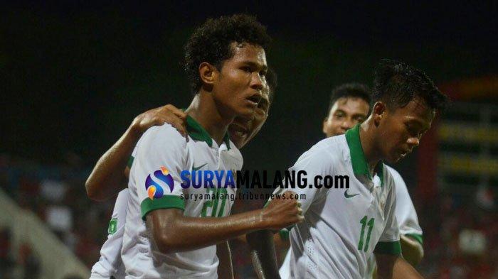 Hasil Skor Timnas U16 Indonesia Vs Myanmar Babak Pertama, Amirudin Bagus Kahfi Borong 2 Gol