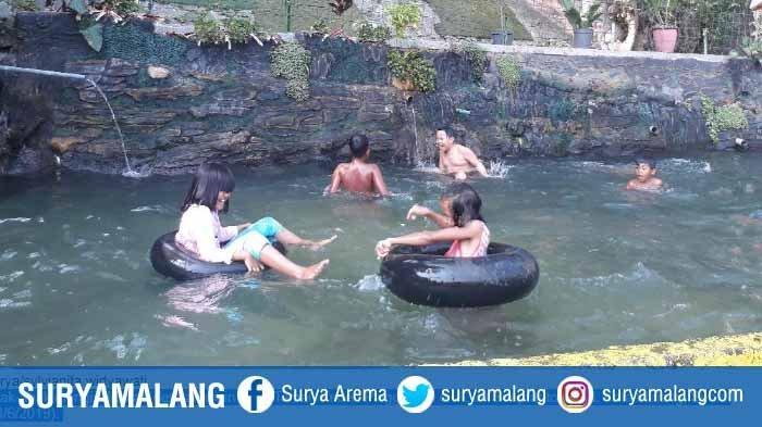 Liburan Murah Berenang Di Taman Keceh Bayar Rp 2000