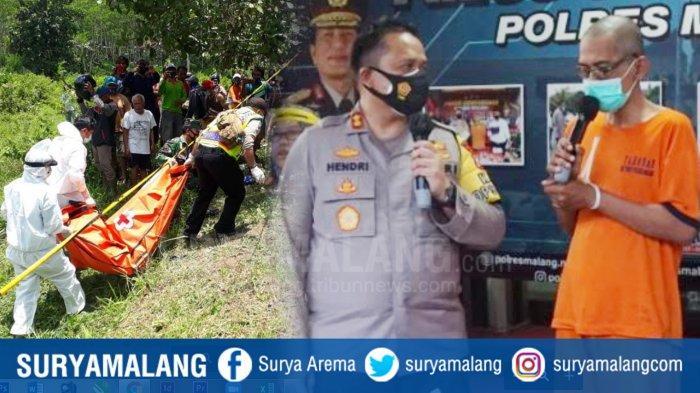 Anak Bunuh dan Kubur Ibu Kandung di Karangkates Malang Sebut Nama Dukun dan Sosok Gaib, Polisi Tegas