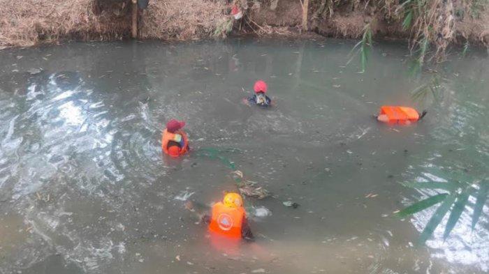 Niat Cari Ikan, Bocah 10 Tahun Tenggelam di Dasar Sungai Urung-Urung Ponorogo