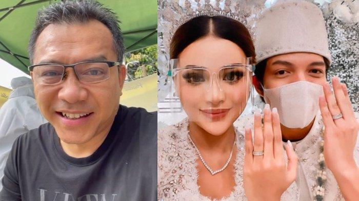 Potret Anang Hermansyah, Aurel dan Atta Halilintar