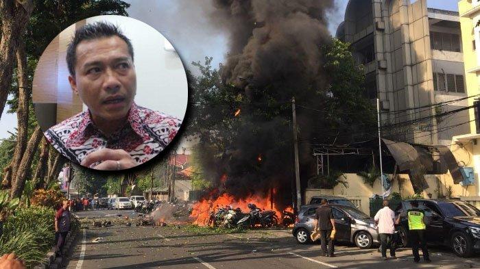 Sebagai Warga Jawa Timur, Anang Hermansyah Prihatin atas Tragedi Bom di 3 Gereja Surabaya